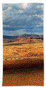 Southeastern Utah Desert Panoramic Bath Towel