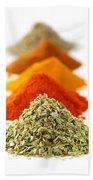 Spices Bath Towel
