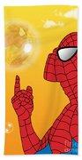 Spiderman 3 Hand Towel