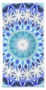 Spiral Compassion K1 Bath Towel by Derek Gedney