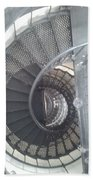 Spiral Staircase Bath Towel