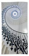 Spiral Staircase Bath Towel