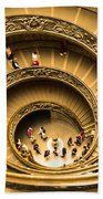 Spiral Staircase Hand Towel by Stefano Senise