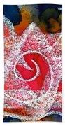 Spiral Star Bath Towel
