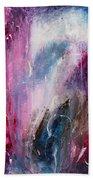 Spirit Of Life - Abstract 2 Bath Towel
