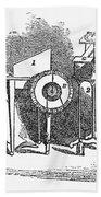 Spiritualism, 1855 Bath Towel