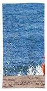Splash Conductor Bath Towel