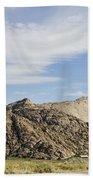 Split Rock Wyoming Bath Towel