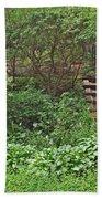 Spohr Gardens - Quissett - Falmouth - Ma - Cape Cod Bath Towel
