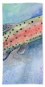 Spotted Trout Bath Towel