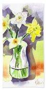 Spring Bouquet Hand Towel