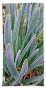 Spring Daffodil Plant Bath Towel