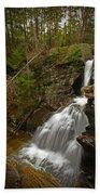 Spring Falls Bath Towel