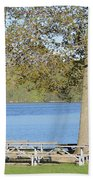 Spring Fed Shepherd Lake Bath Towel