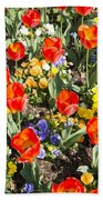 Spring Flowers No. 2 Bath Towel