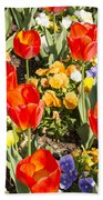 Spring Flowers No. 5 Bath Towel