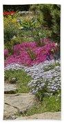 Spring In The Garden Dsc03678 Bath Towel