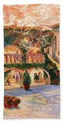 Spring In Tlaquepaque Bath Towel