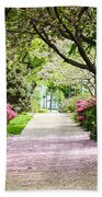 Spring In Washington Dc Bath Towel