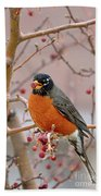 Spring Is Coming Hand Towel