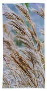 Springtime In The Field Bath Towel