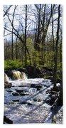 Springtime In The Mountains Bath Towel