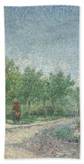 Square Saint Pierre Bath Towel