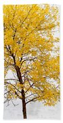 Square Tree Bath Towel