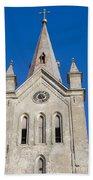 St. John's Church Cesis Bath Towel