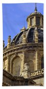 St Justo And Pastor Church Bath Towel