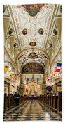 St. Louis Cathedral Bath Towel