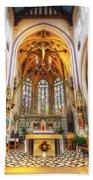 St Mary's Catholic Church - The Altar Bath Towel