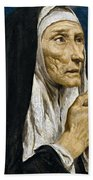 St Monica Bath Towel