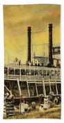 St. Paul Steamboat Bath Towel