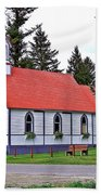 St Peters Anglican Church Bath Towel