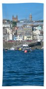 St Peters Port Guernsey  Hand Towel