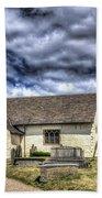 St Sannans Church Bedwellty 3 Bath Towel