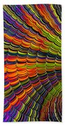 Stacked Colors Bath Towel