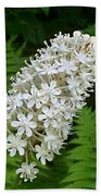 Stagger Grass Lily Bath Towel