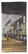 Stained Glass Gallery, From Dickinsons Bath Towel
