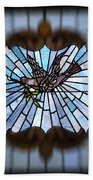 Stained Glass Lc 13 Bath Towel