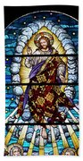 Stained Glass Pc 02 Bath Towel