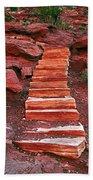Stairway To Heaven  Bath Towel
