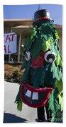 Stanford Tree Mascot Beat Cal Bath Towel
