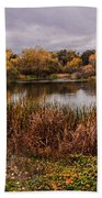 Stanislaus Watershed Bath Towel