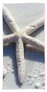 Starfish Bath Towel