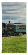 Steam Train Tr3627-13 Bath Towel