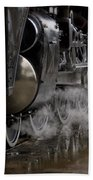 Steam Wheels Bath Towel