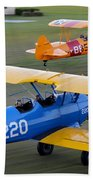 Stearman Departure Bath Towel