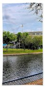 Steinbrenner Field Lake 2 Bath Towel